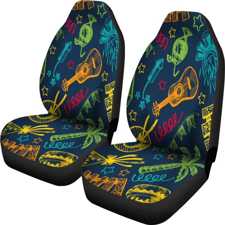 Fiesta Car Seat Covers