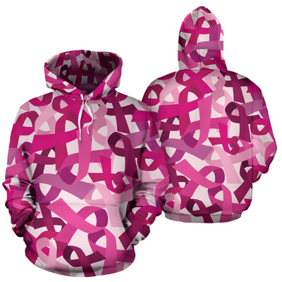 Breast Cancer Awareness All Over Hoodie