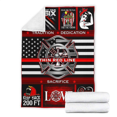 Firefighter - Thin Red Line - 5