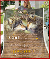 WOLF - To my Husband - God Blessed The Broken Road Ver2 - 4