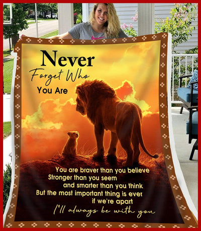 LION - Never forget who you are Ver2 - 1