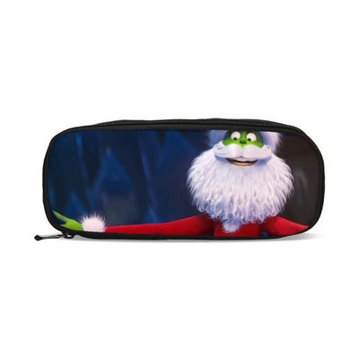 The Grinch Student Pen Bag