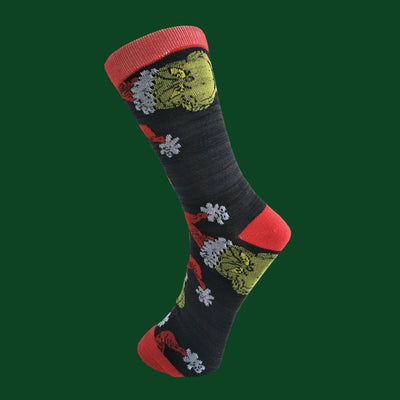 The Grinch Stole Christmas Sock
