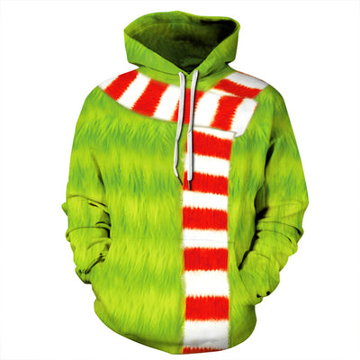 The Grinch Movie Hoodies For Christmas