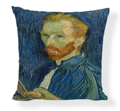 Van Gogh Throw Pillow Cover/Cases