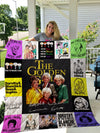 The Golden Girl 07 Quilt EP106