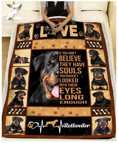 ROTTWEILER - If you dont believe they have souls - 3