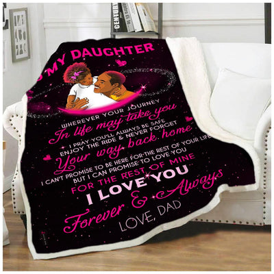 BLACK - Daughter Dad - Wherever your journey in life may take you - 3
