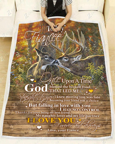 DEER - To my Fiancee - God Blessed The Broken Road - 3