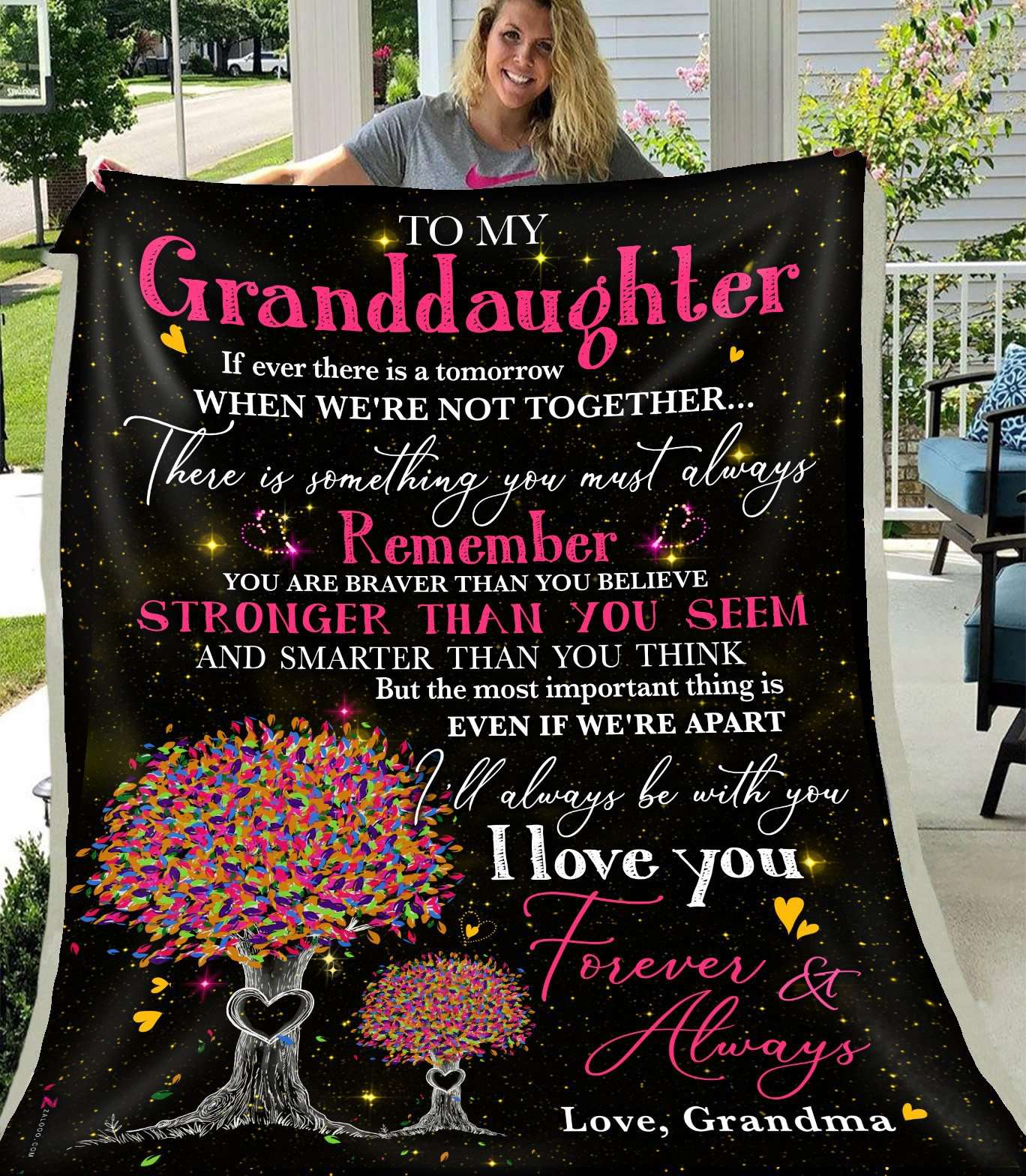 GRANDDAUGHTER Grandma - If ever there is a tomorrow - 1