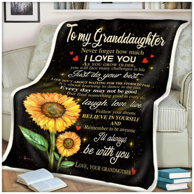 Granddaughter - Ill always be with you - 2