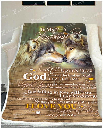 WOLF - To my Husband - God Blessed The Broken Road Ver2 - 5