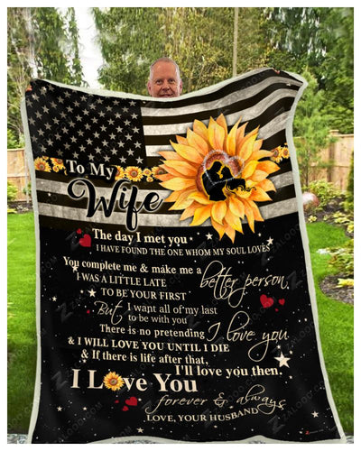 SUNFLOWER - To my Wife - I will love you until I die - 4