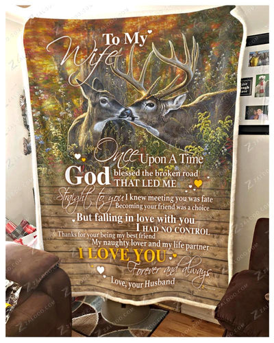 DEER - To my Wife - God Blessed The Broken Road - 2