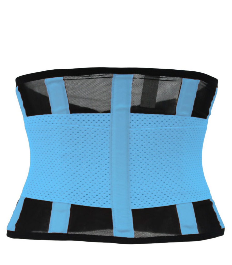 Teal Sweat Sports Belt