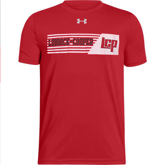 Youth CSC Under Armour Lubbock-Cooper Locker 2.0 S/S Tee
