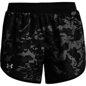 Women's Under Armour Fly-By 2.0 Printed Short