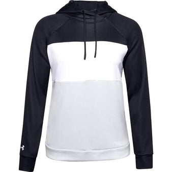 Women's Under Armour Qualifier Fleece Blocked Hoodie