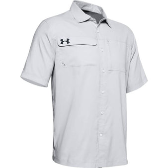 Men's Under Armour Motivator Coach's S/S Button Down