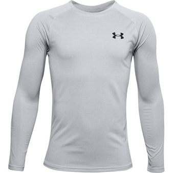 Youth Under Armour Tech Bubble L/S Tee