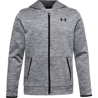 Youth Under Armour Fleece Full Zip Hoodie