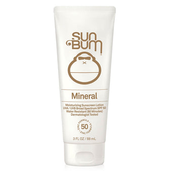 Sun Bum Mineral SPF 50 Sunscreen Lotion 3oz
