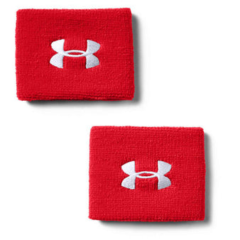 "Under Armour Texas Tech 3"" Performance Wristband 2-Pack"