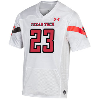 Men's Under Armour Texas Tech Replica Football Jersey