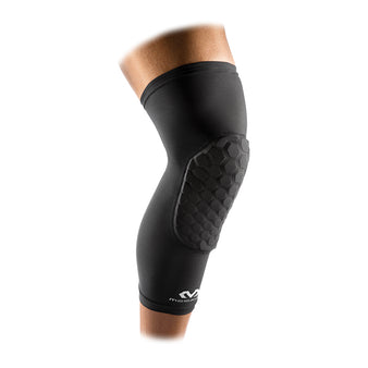 Adult McDavid Tuf Hex Pad Leg Sleeves