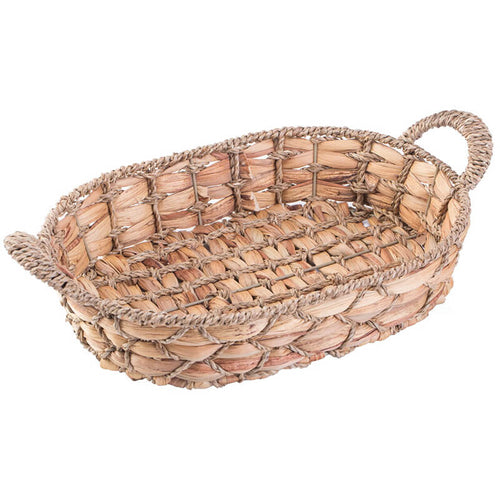 Bread Basket Tray with Handles - SM