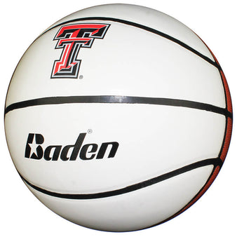 Texas Tech Autograph Basketball