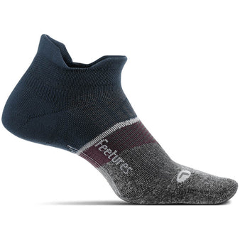 Adult Feetures Elite Light Cushion No Show Tab Sock
