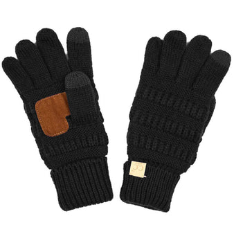 Youth C.C. Knit Glove