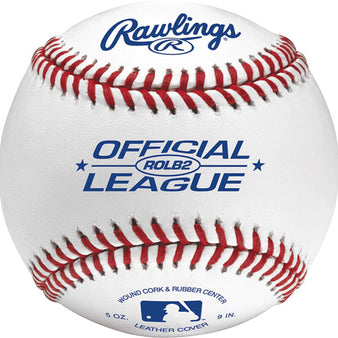 Youth Rawlings Official League Practice Baseball