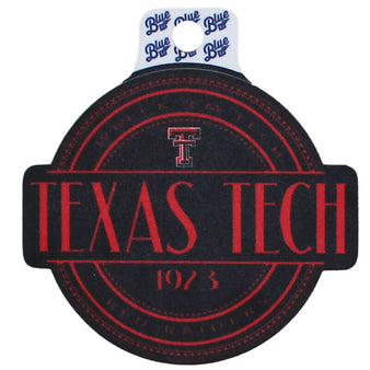 Blue 84 Texas Tech Surplus Sticker