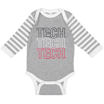 Infant CSC Texas Tech L/S Onesie
