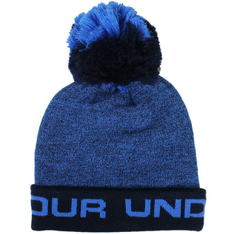 Youth Under Armour Core Pom Beanie