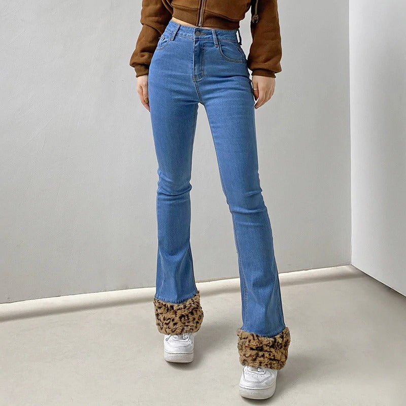Miss Fierce Denim Pants