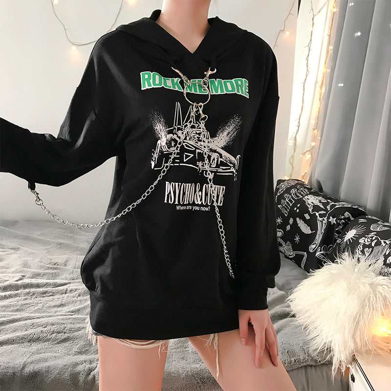 Chained Up Hoodie