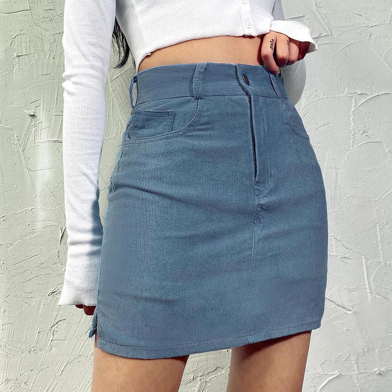 Play Girl Corduroy Skirt
