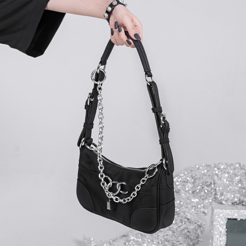 Not Available Chain Handbag