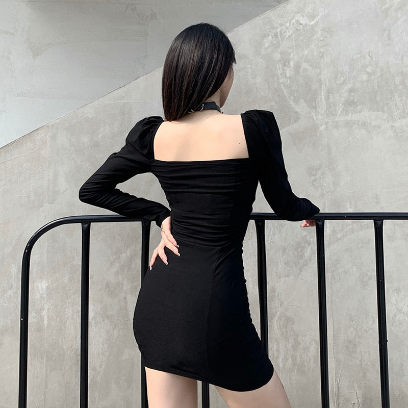 Wicked Spell Bodycon Dress