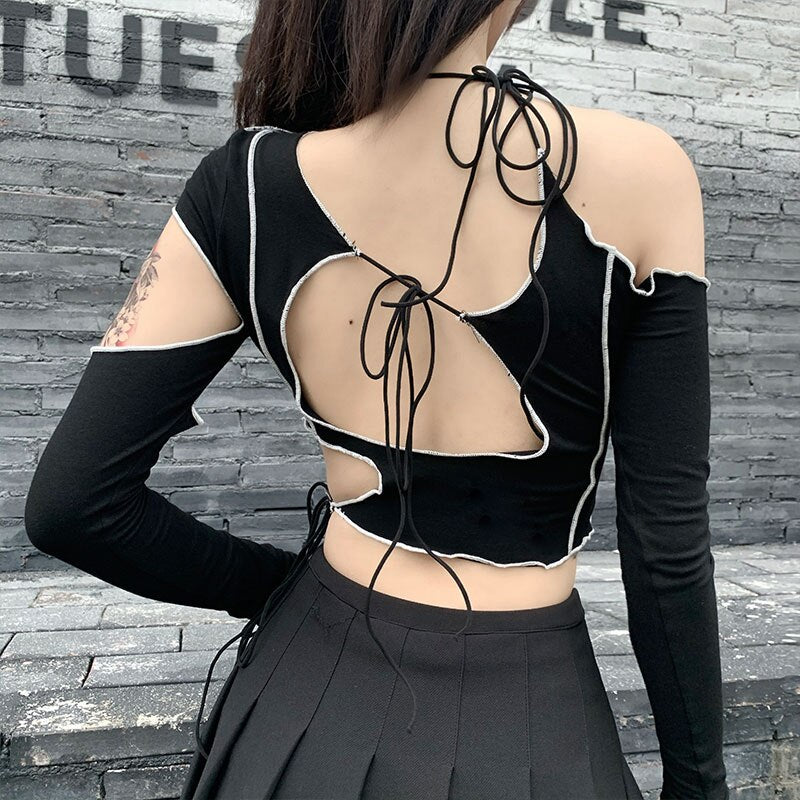 Euphoria Cut Out Top