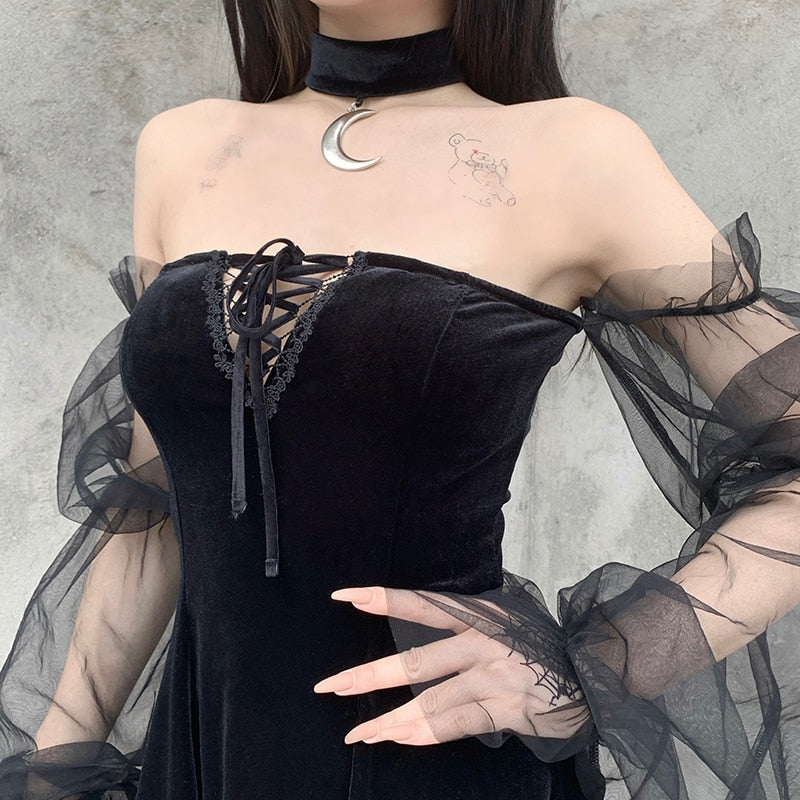 Moon Phase Spell Dress