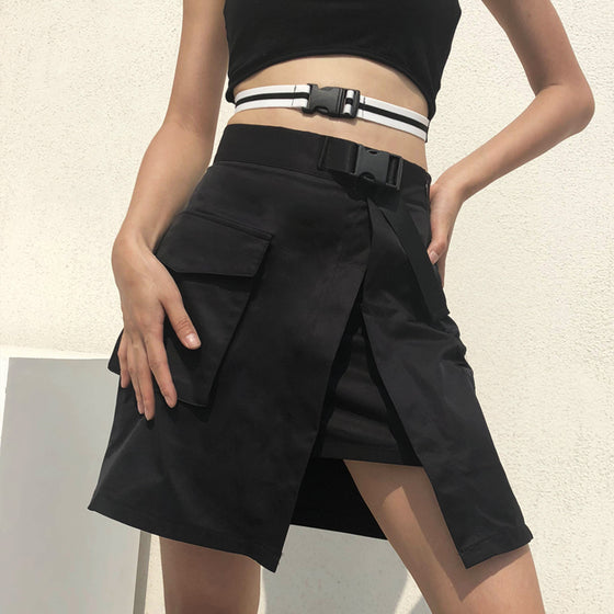 Packin' Heat Cargo Skirt