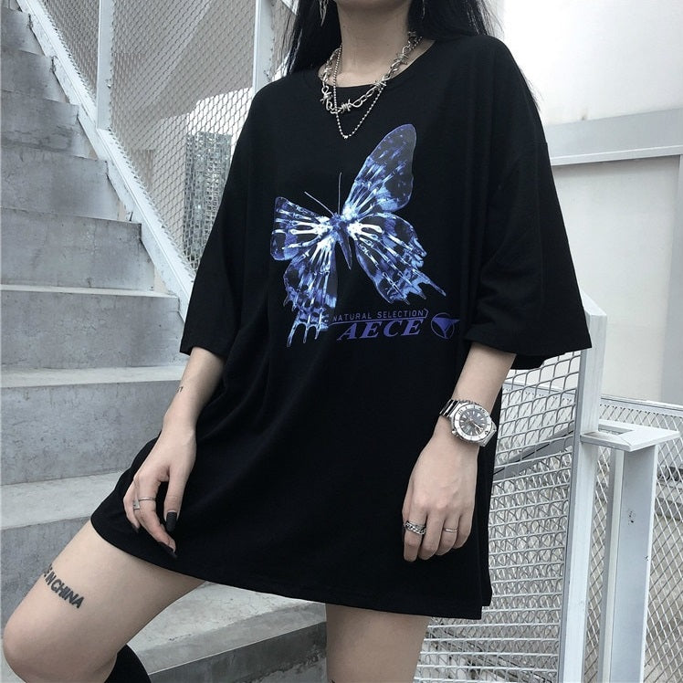 Butterfly Effect Graphic Tee