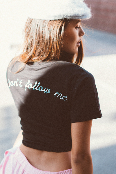 Don´t follow me