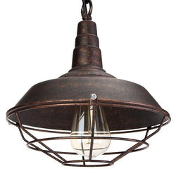 Industrial Loft Bar Pendant Light