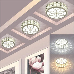 Modern LED Ceiling Crystal Chandelier