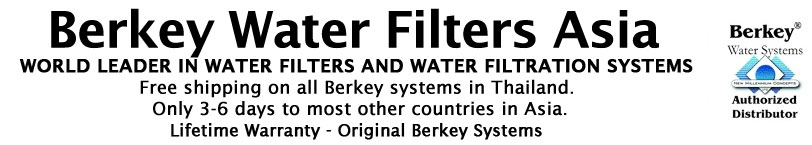 Berkey Waterfilters Asia